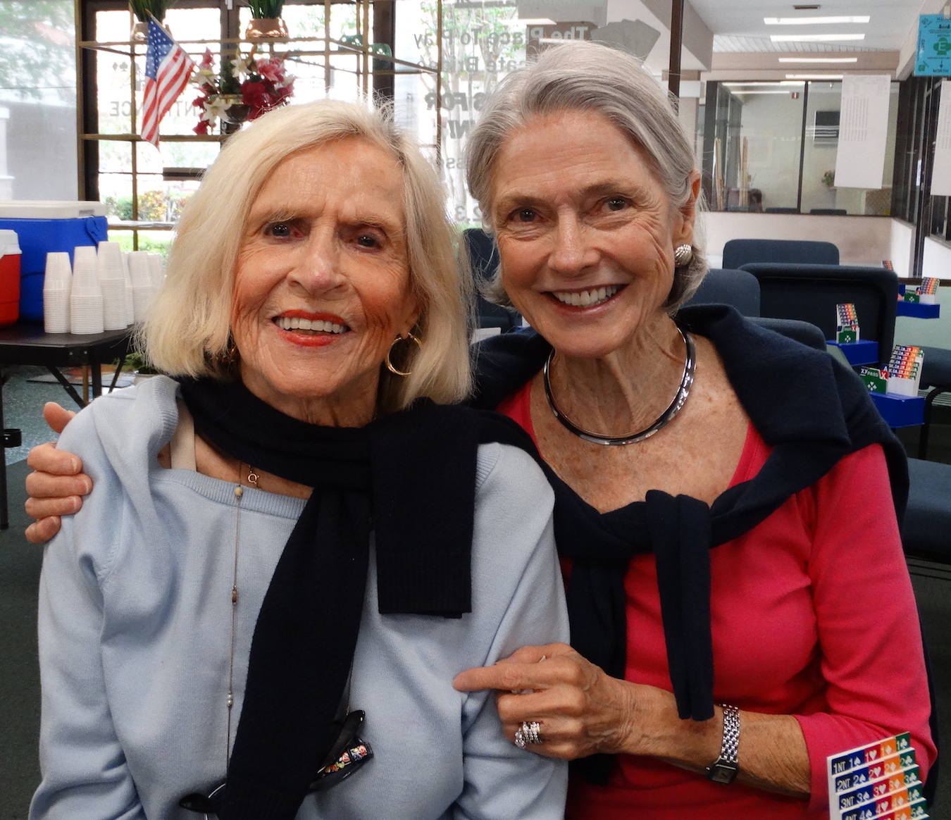 2018 Spring Laurie Goring & Mary Ruggles